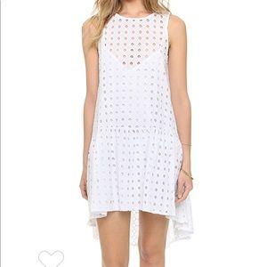 Clayton Finn eyelet dress